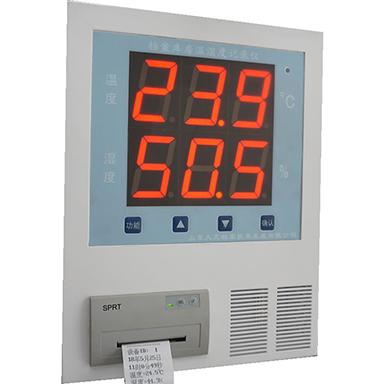 檔案庫房帶打印溫濕度記錄儀DKW--JD