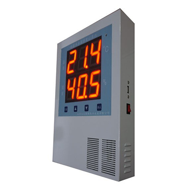 檔案庫房大屏溫濕度記錄儀DKW-JU